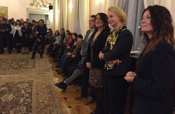 Opening of the Global Entrepreneurship Week Celebration (Photo: U.S. Embassy)