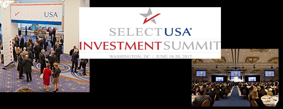 2017 SelectUSA Investment Summit – Registration is Open