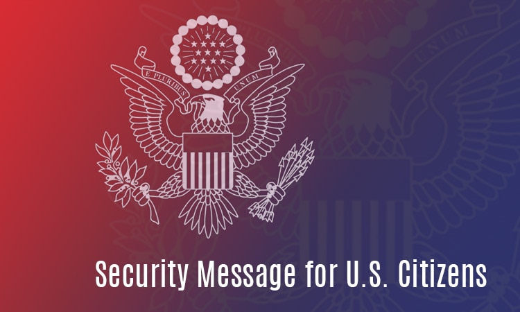 Security Message