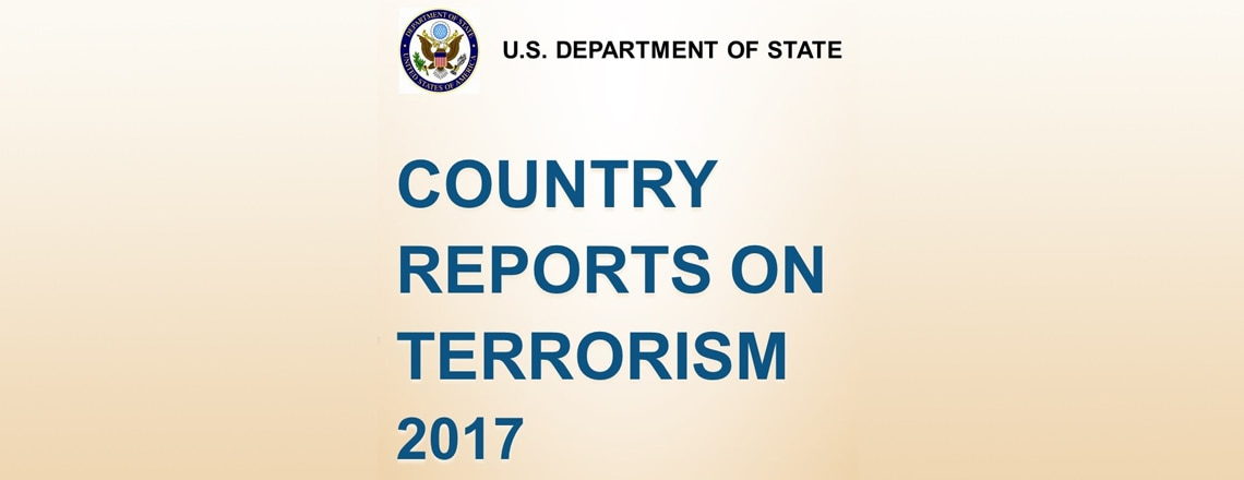 Country Reports on Terrorism for 2017