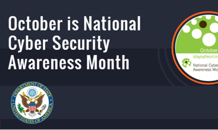 Месец на киберсигурността