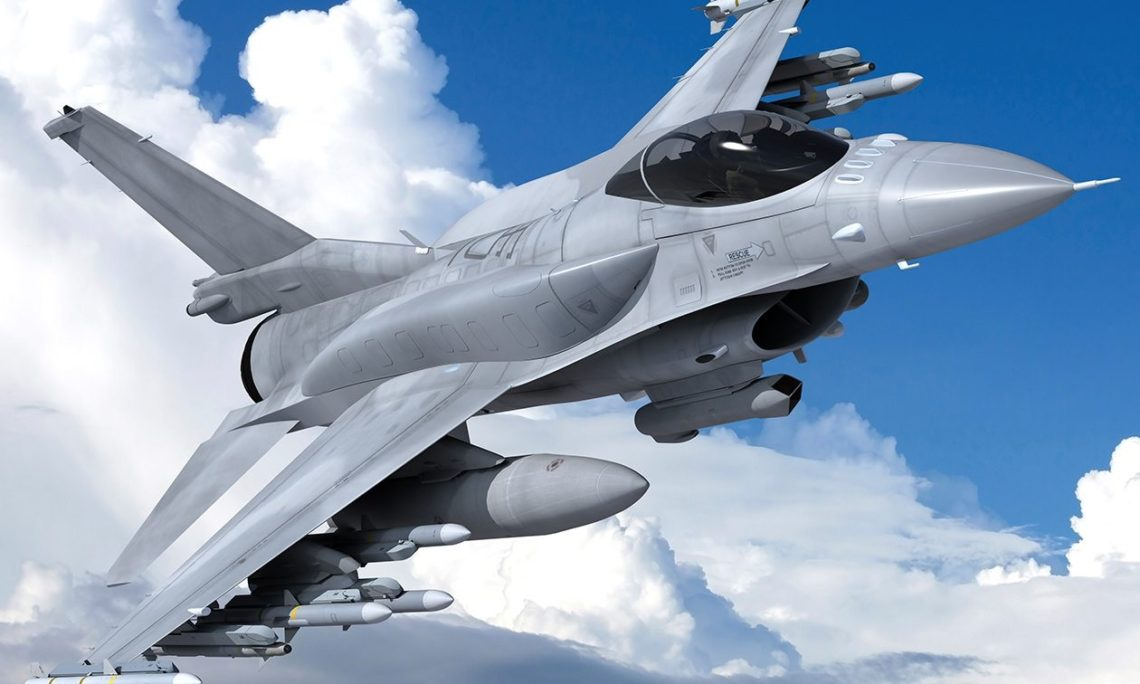 LM F-16