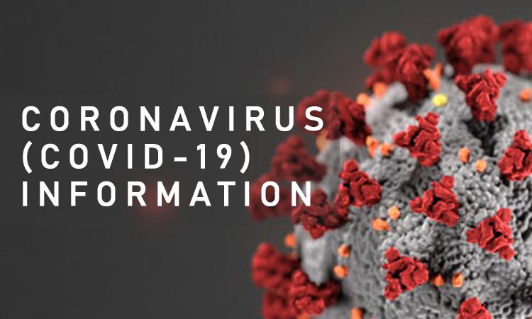 Coronavirus Covid 19 Information U