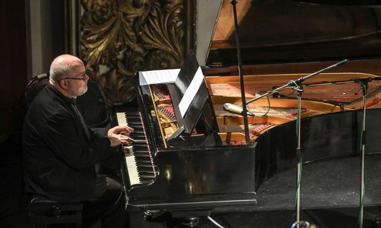 Джаз пианистът Дейвид Бъркман взе участие в Хасковския джаз фестивал