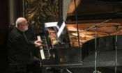 The Jazz Pianist David Berknam at the Haskovo Jazz Festival