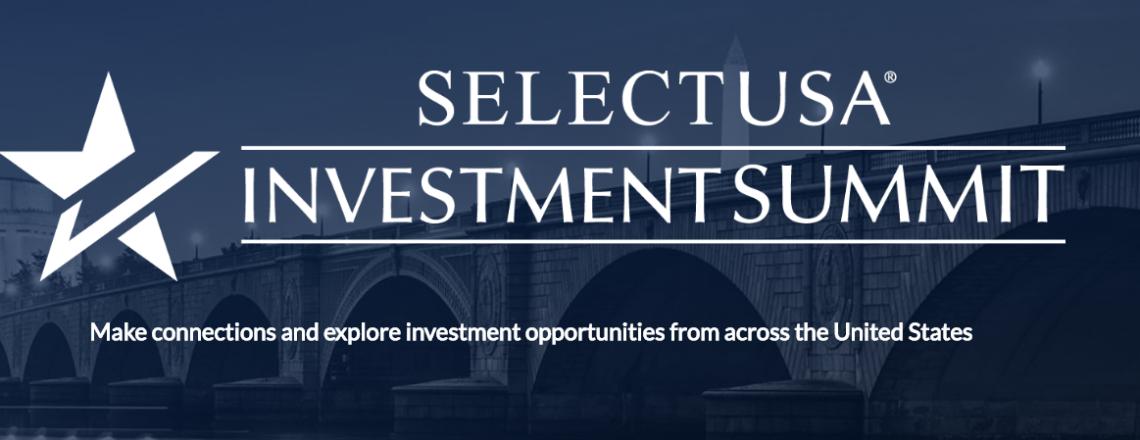 SelectUSA Investment Summit 2018